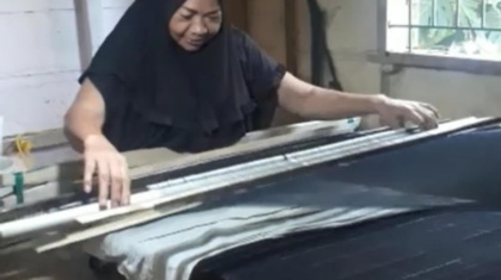 menenun